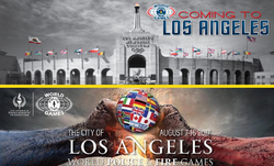 A 3 mois des Jeux-mondiaux Los Angeles 2017