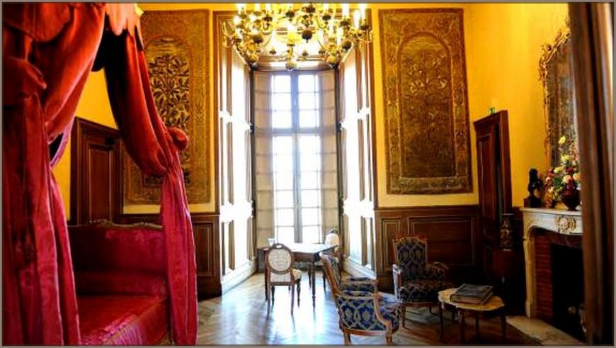 Château Sully-sur-Loire (fin)