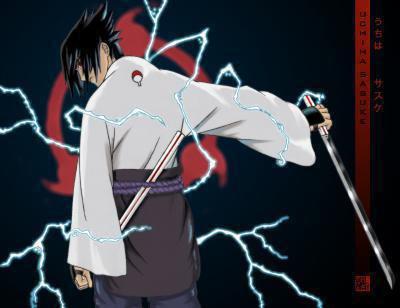 Chapitre 10: Sasuke VS Naruto