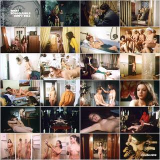 Was Schulmädchen verschweigen / Secrets of Sweet Sixteen. 1973.