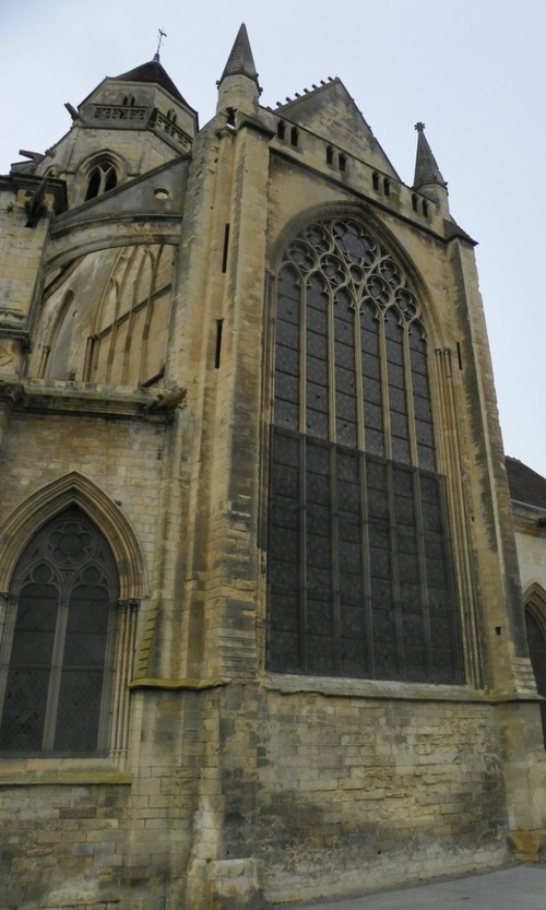 L'église Saint-Etienne-le-Vieux