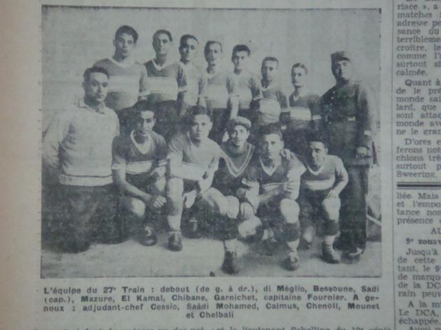 Chelbabi Militaire saison 1936/1937