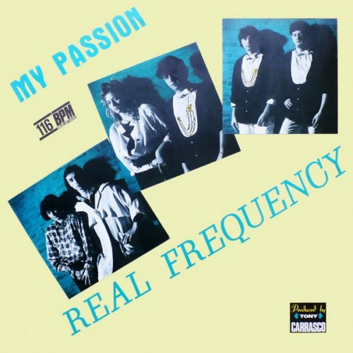 Real Frequency - My Passion (1986)