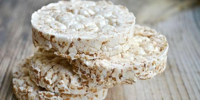 Ржаные хлебцы при сахарном диабете