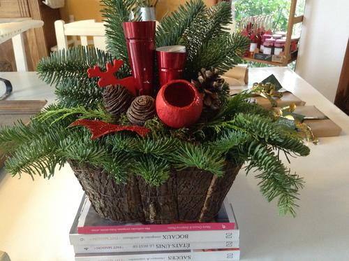 PETIT CADEAU RECU DE MES ETUDIANTS pour la Noël