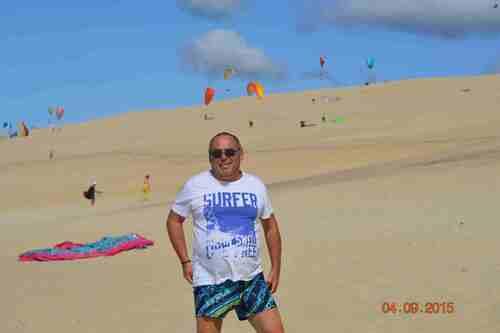 D'ares à la dune de Pyla
