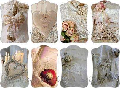 ♥ Bonne St Valentin ♥  Cartonnettes .....