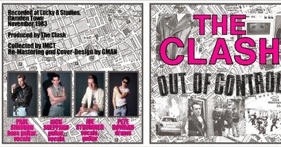 La Saga du Clash - Out of Control Tour US Part 1 et UK