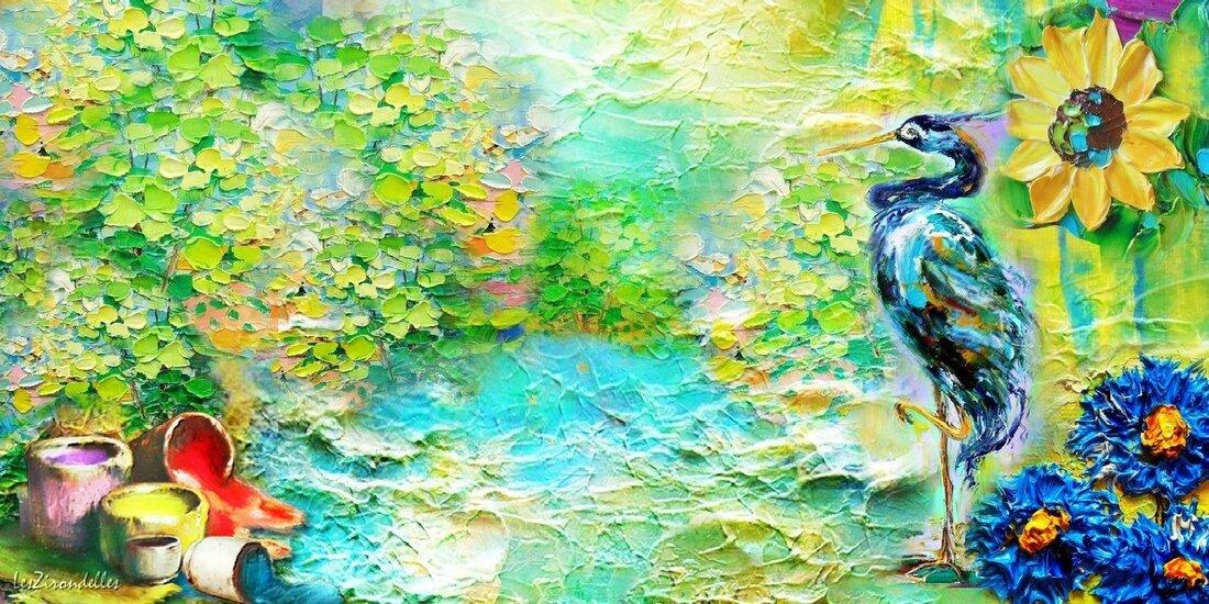 Grands fonds / Peintures d'automne