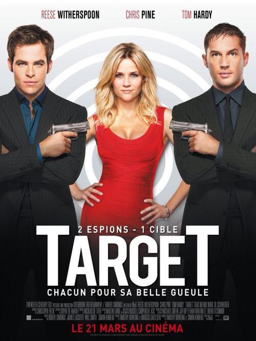 "Bonsoir a l'honneur : "" Target """