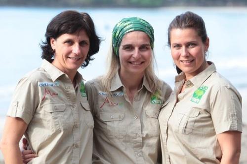 L'équipe n°22 - Anne, Florence et Bérangère