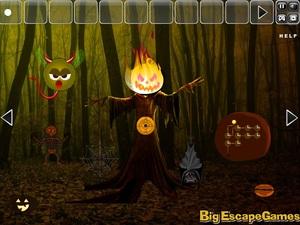 Jouer à Big Jack O Lantern escape
