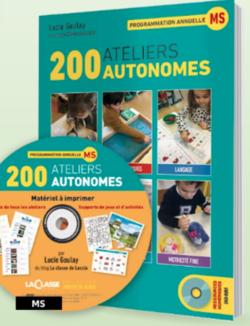 200 ateliers autonomes en MS