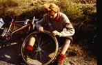 Camp en Angleterre : du vélo, à la marche à pieds, au train...