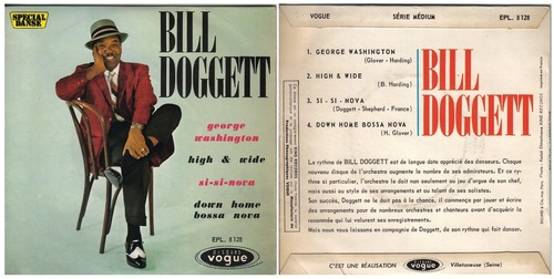 BILL DOGGETT - Down Home Bossa Nova