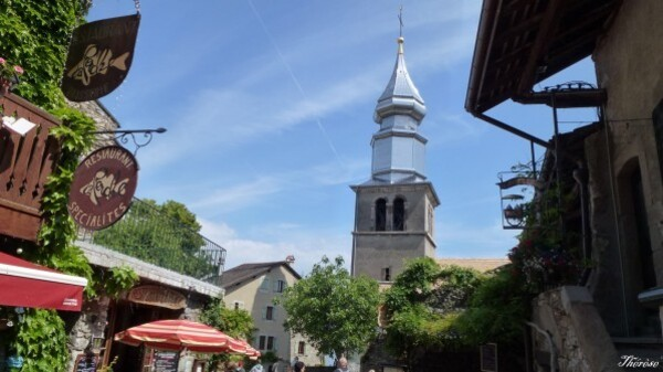 Eglise d'Yvoire (1)