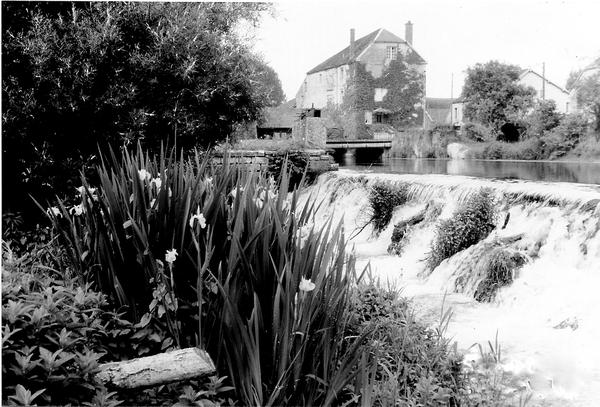 L'histoire du moulin de Gomméville, par Jean Verniquet...