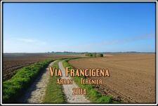 Via Francigena Arras → Tergnier