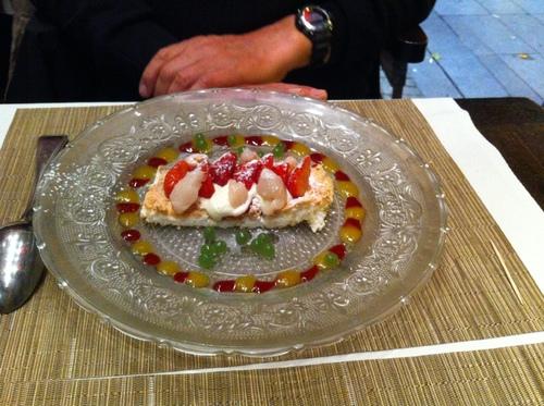 Un dessert