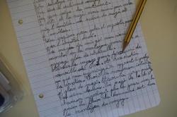 ATELIER DE CRÉATION à l'école Paul Baudrin, à Aslonnes (86)