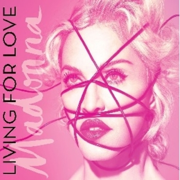 CD single living-for-love