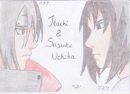 Itachi & Sasuke [1c]