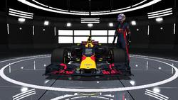 Red Bull Racing - Daniel Ricciardo