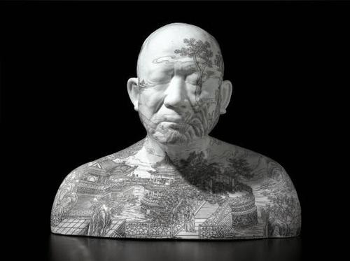 Ah Xian et son humanité en porcelaine