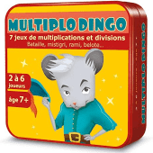 Multiplo Dingo Aritma - Jeu découverte
