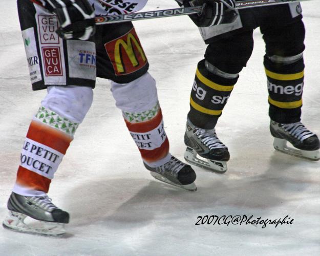Match de Hockey Rouen - Amiens