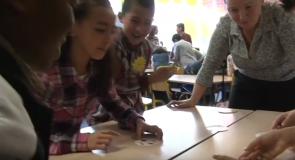 Le projet «jouer et apprendre  le français à l'école»