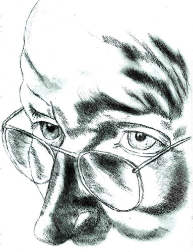 2eme essai d'un homme à lunette