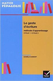 Image result for geste d'écriture