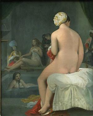 Peintre célèbre- Jean Auguste Dominique Ingres