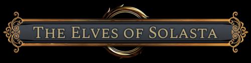 BIG NEWS : Solasta : Crown of the Magister, nains et elfes* en cours de travail pas touche mimi d'amour