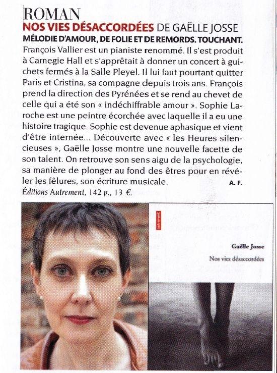 Madame Figaro 12-18 avril 2012