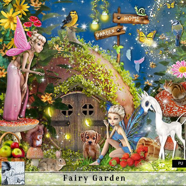Fairy Garden Louis531