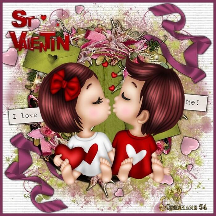 Défi saint Valentin pour mon amie Kikoonette !
