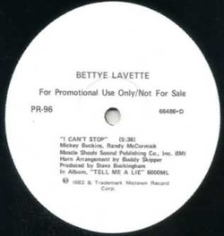 Bettye Lavette - I Can't Stop
