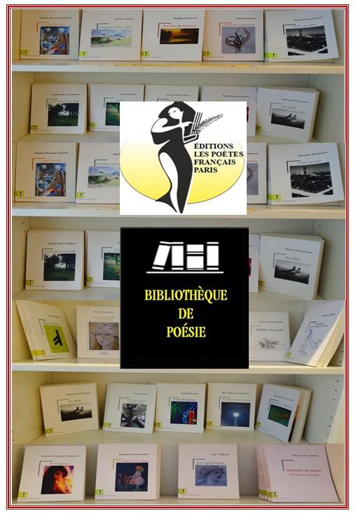 Notre bibliothèque de poésie