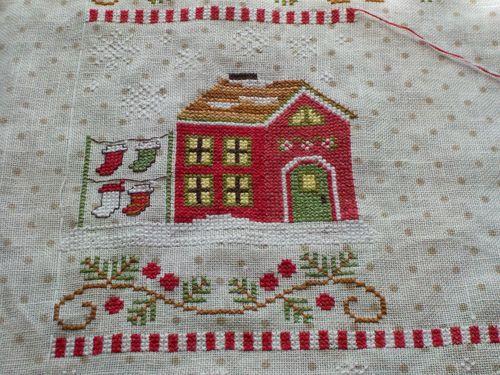 Santa's village.