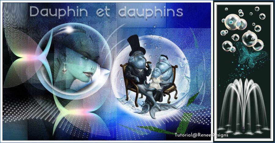 Dauphin et dauphins