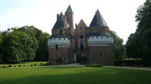 chateau de rambures