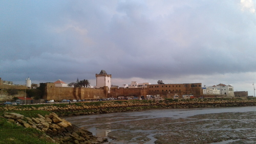 les remparts d'Asilah