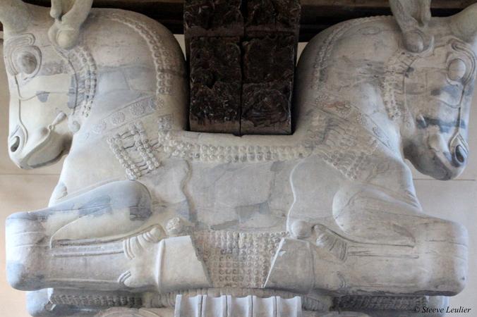 Le Louvre : le palais de Darius Ier, Suse