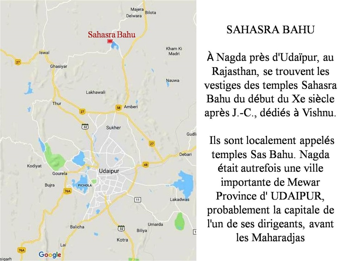 SAHASRA BAHU - L'INCONNUE