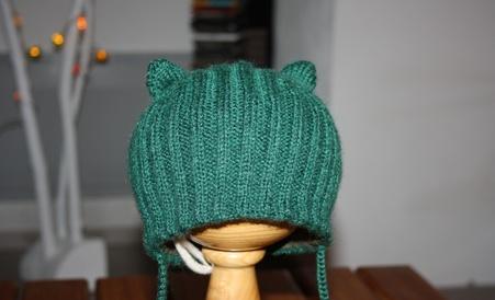 Bonnets collection automne/hiver 2011/2012