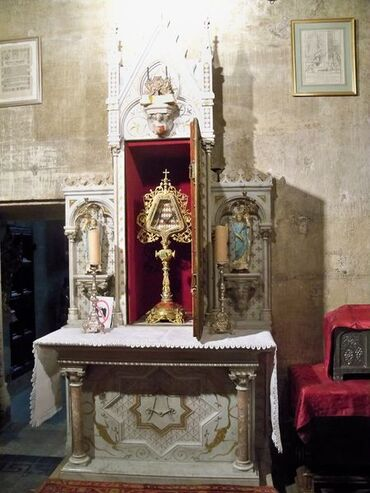 Les Saintes reliques : Le Saint mors