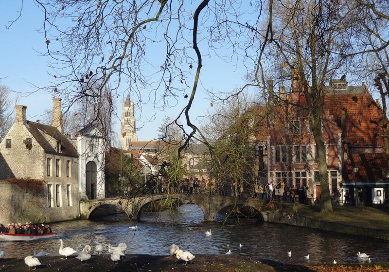 Marché de Noël à Brugge