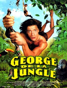 GEORGE DE LA JUNGLE BOX OFFICE
